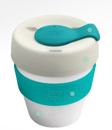 KeepCup sustainable reusable coffee cup