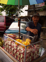 Sustainable Food Vendor Business