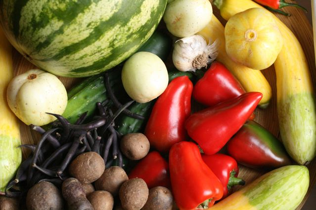 community supported agriculture farm share