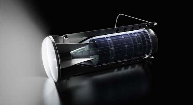 solar power infinite light