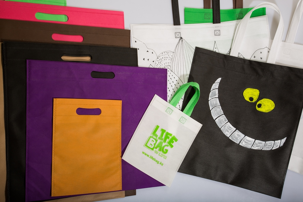 Sustainable shopping bag