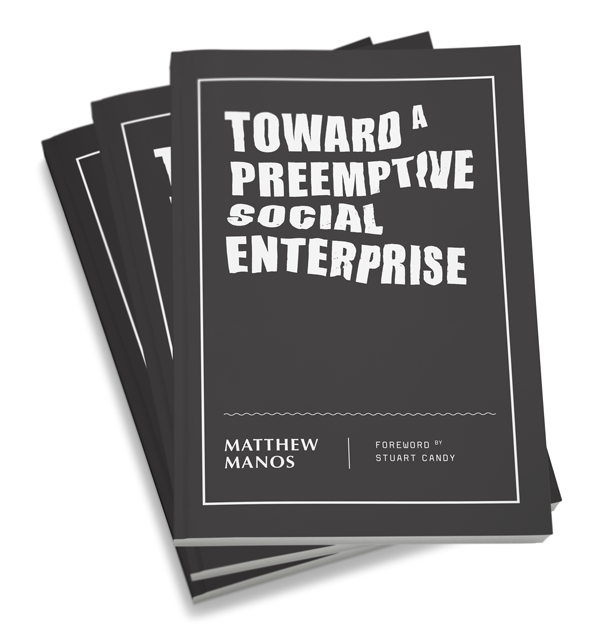 Matt Manos book for the social entrepreneur