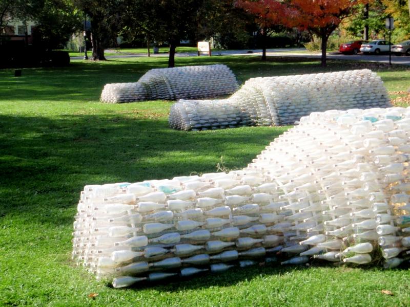 repurposing plastic