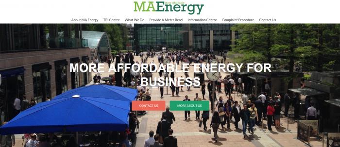 MA Energy screenshot