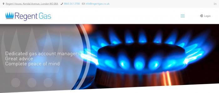 Regent Gas screenshot