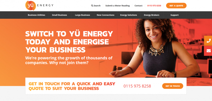 Yu Energy